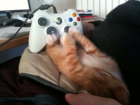 Testing character controller : you need a gamepad, two hands, and some adhesive bandages