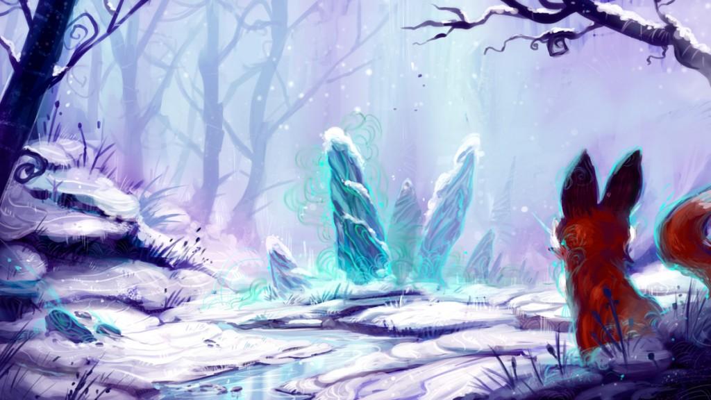 Seasons after Fall - concept art