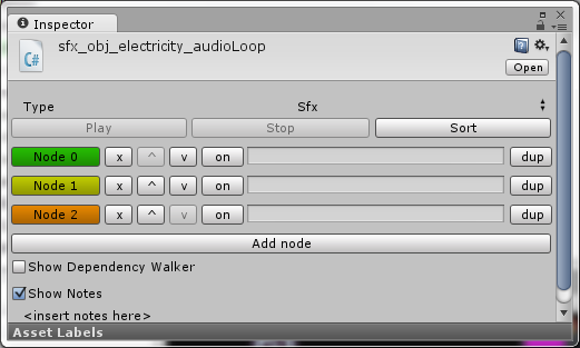 Unity Enum Switch